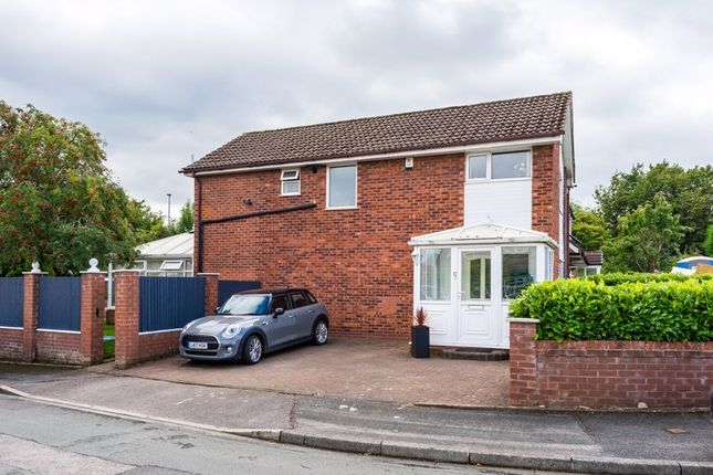 Thumbnail Detached house for sale in Springfield Avenue, Lymm