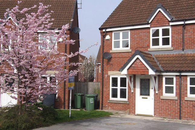 Thumbnail Semi-detached house to rent in St. Martins Fold, Robin Hood, Wakefield