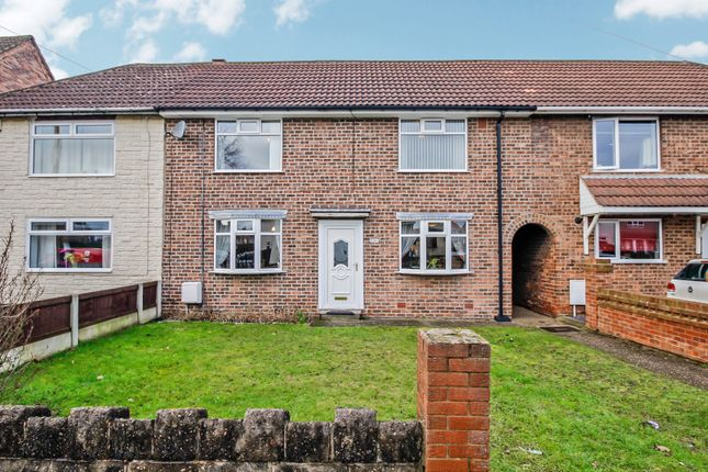Thumbnail Terraced house for sale in Beech Road, Armthorpe, Doncaster