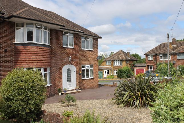 Thumbnail Semi-detached house to rent in Ellsworth Road, High Wycombe