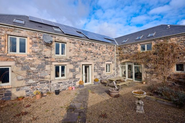 Thumbnail Barn conversion for sale in Blackerstone Steading, Abbey St Bathans