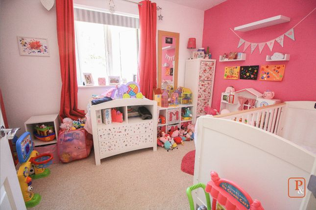 Bedroom of Motor Walk, Colchester, Essex CO4