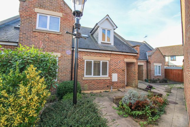 Thumbnail Bungalow for sale in Alexander Mews, Red Lion Lane, Harlow