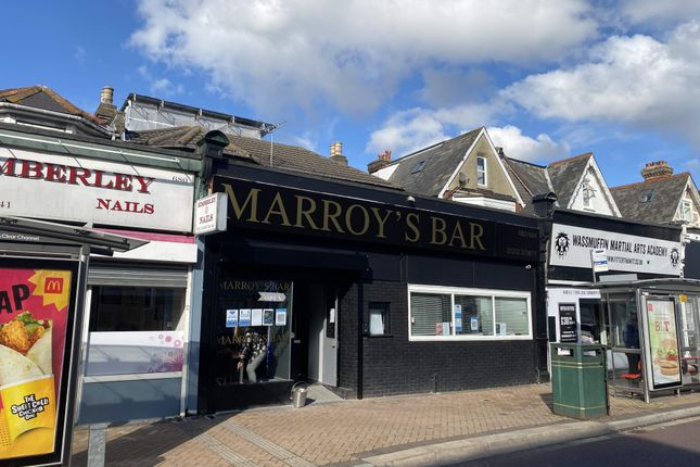Thumbnail Commercial property for sale in 682-684 Christchurch Road, Bournemouth