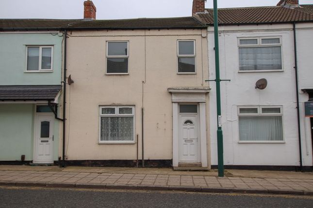 Thumbnail Terraced house to rent in High Street, Marske-By-The-Sea, Redcar