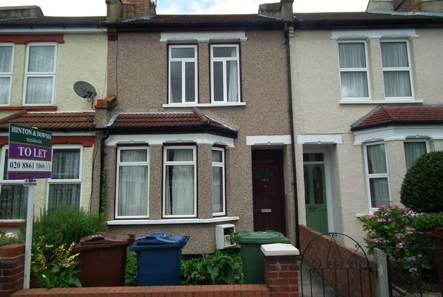 3 bed terraced house to rent in Butler Road, West Harrow