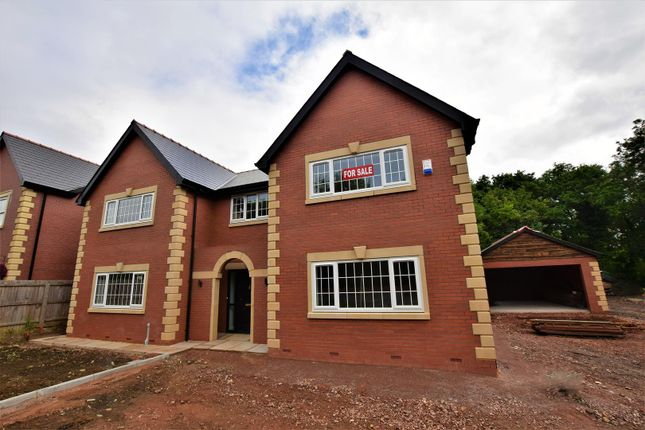 Thumbnail Detached house for sale in Cardiff Road, Creigiau, Cardiff
