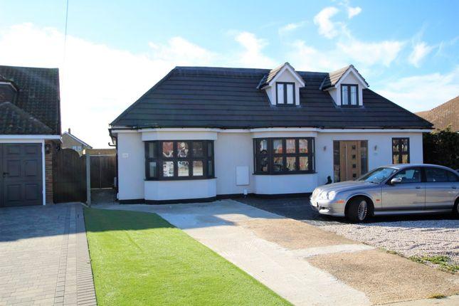 Thumbnail Semi-detached house to rent in Briscoe Road, Rainham