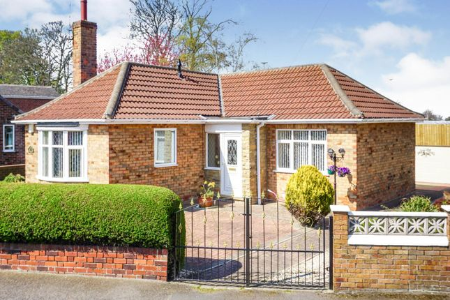 Thumbnail Detached bungalow for sale in Grove Lane, Knottingley
