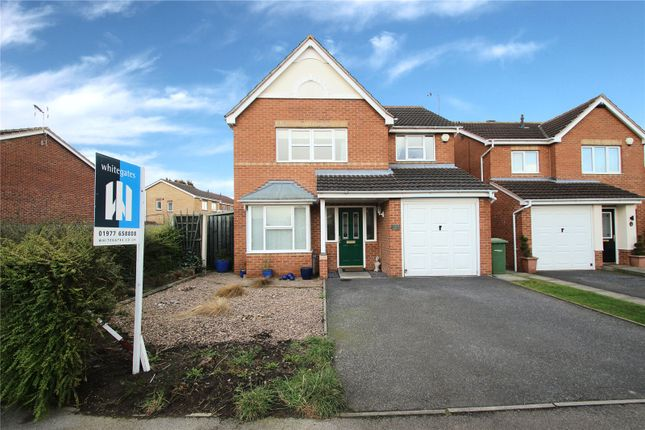 Thumbnail Detached house for sale in Northfield Drive, South Kirkby