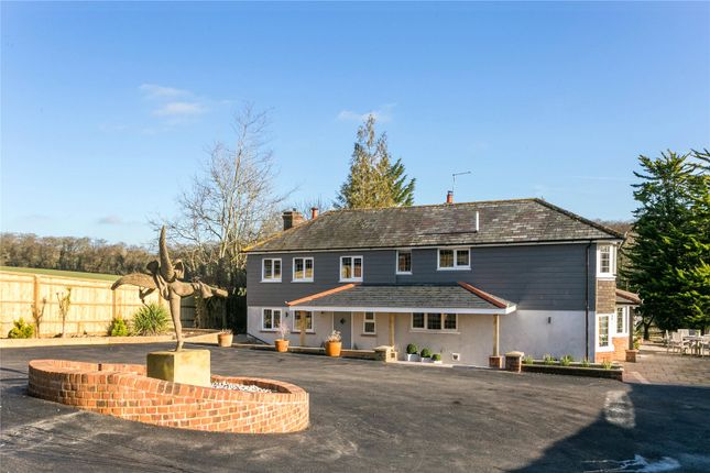 Thumbnail Detached house for sale in Marlow Road, Lane End, Buckinghamshire