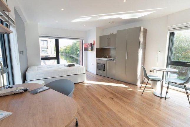 Studio to rent in Castle Boulevard, Nottingham NG7