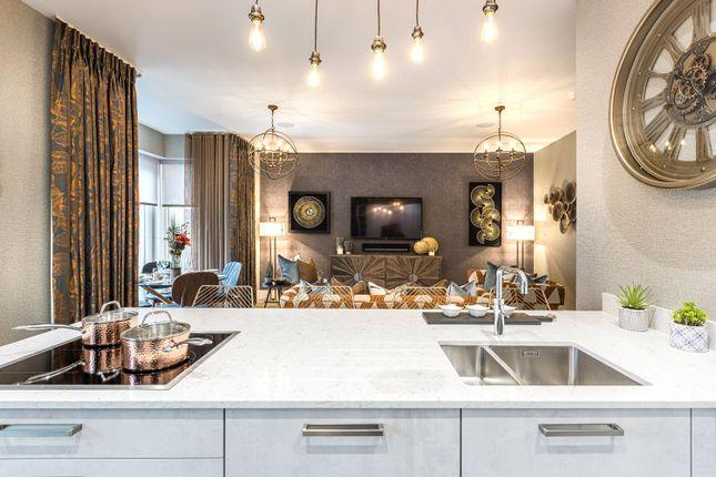 Flat for sale in Plot 81 - Park Quadrant Residences, Glasgow