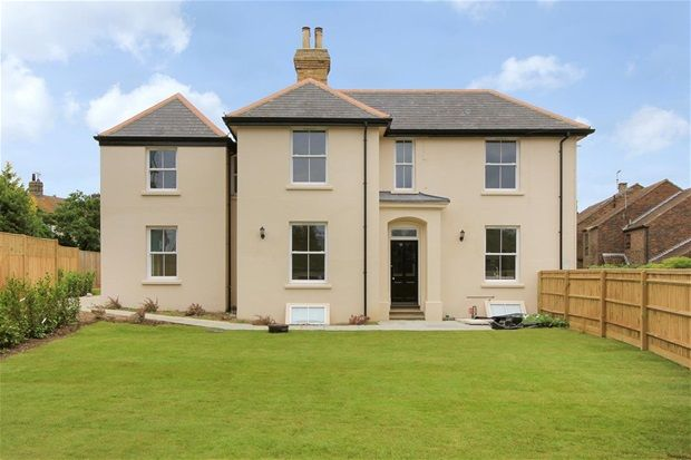 Thumbnail Detached house for sale in Conyer, Sittingbourne
