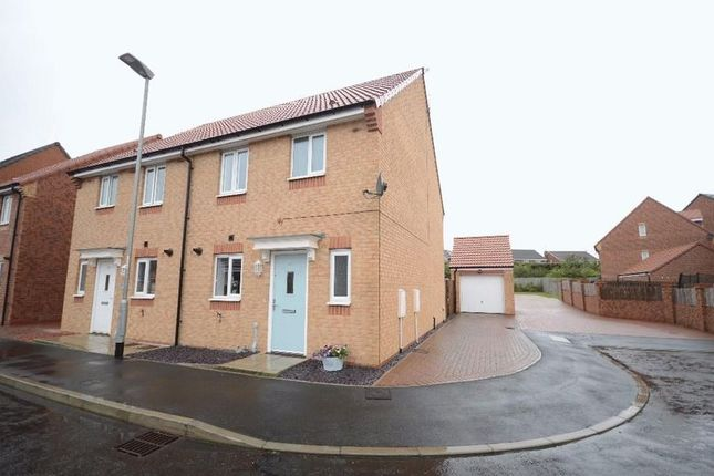 3 bed semi-detached house for sale in Mariners Way, Seaham