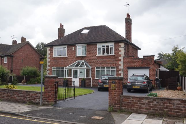 Thumbnail Detached house for sale in St. Georges Crescent, Chester