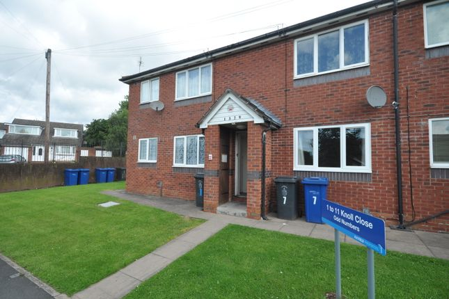 Thumbnail Flat to rent in Knoll Close, Chasetown, Burntwood