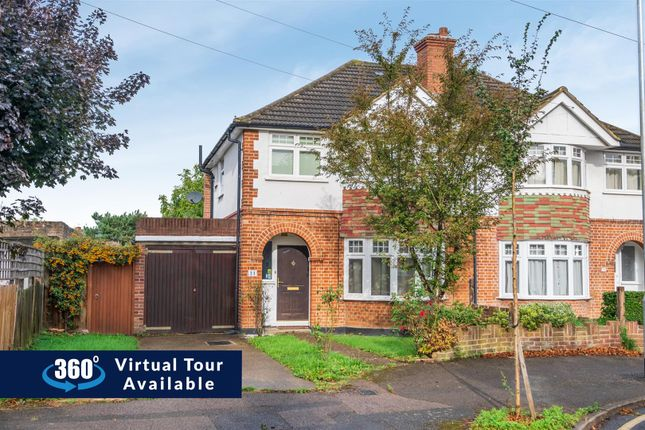 Thumbnail Semi-detached house for sale in Cherry Orchard, West Drayton