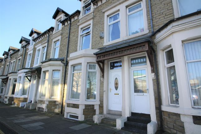 Thumbnail Terraced house to rent in Central Drive, Morecambe