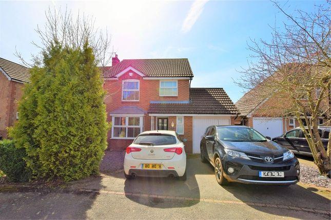 Detached house for sale in Thrupp Bridge, Wootton Fields, Northampton