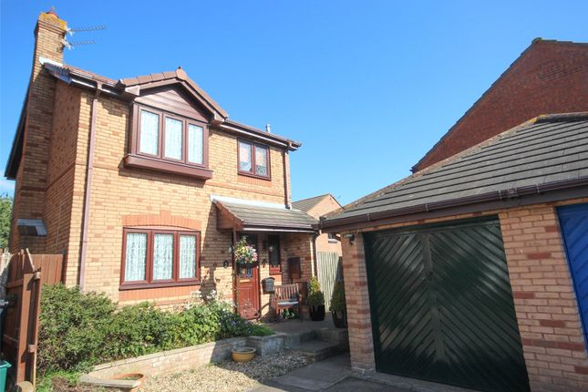 Thumbnail Detached house for sale in Ellicks Close, Bradley Stoke, Bristol