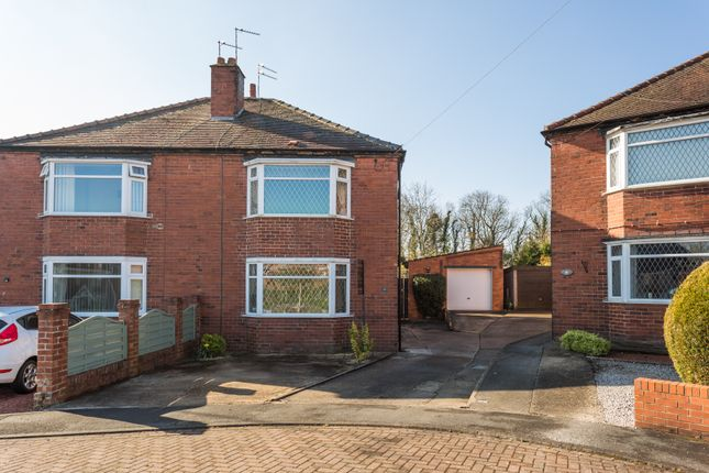 3 bed semi-detached house for sale in Tower Crescent, Tadcaster LS24