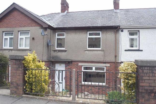 Thumbnail Terraced house to rent in Church Street, Ynysybwl, Pontypridd