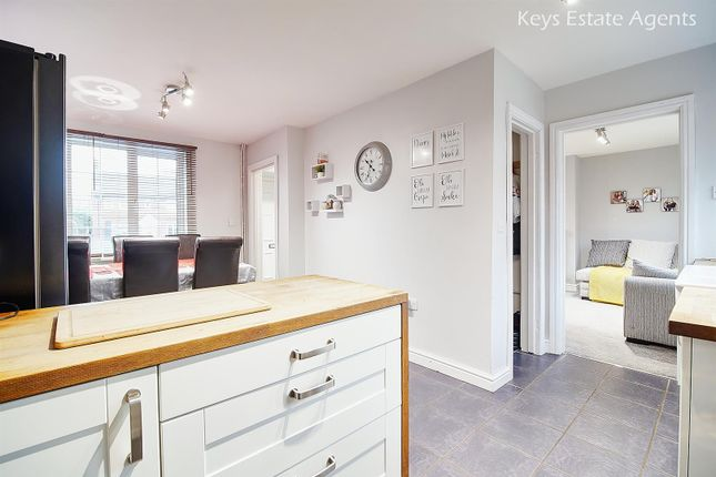 Kitchen Ang2 of Ridgway Drive, Blythe Bridge, Stoke-On-Trent ST11