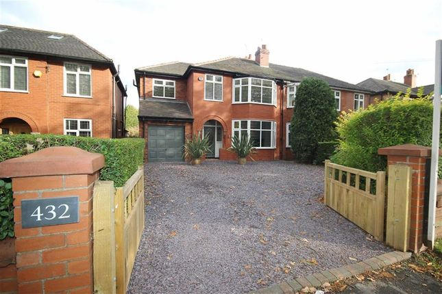 4 bed semi-detached house for sale in Walkden Road, Worsley, Manchester