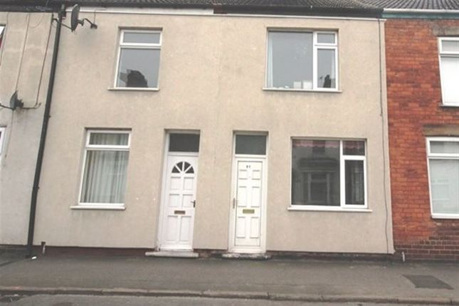 Thumbnail Terraced house to rent in Weatherill Street, Goole