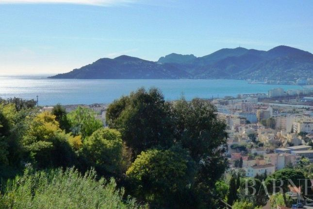 Thumbnail Land for sale in Cannes, 06400, France