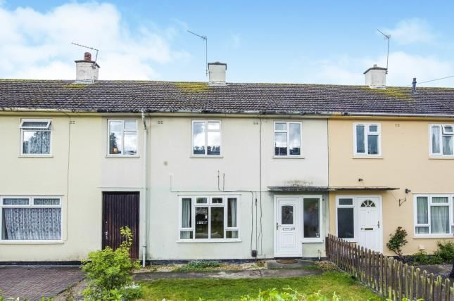 Thumbnail Terraced house for sale in Underhill Road, Matson, Gloucester, Gloucestershire