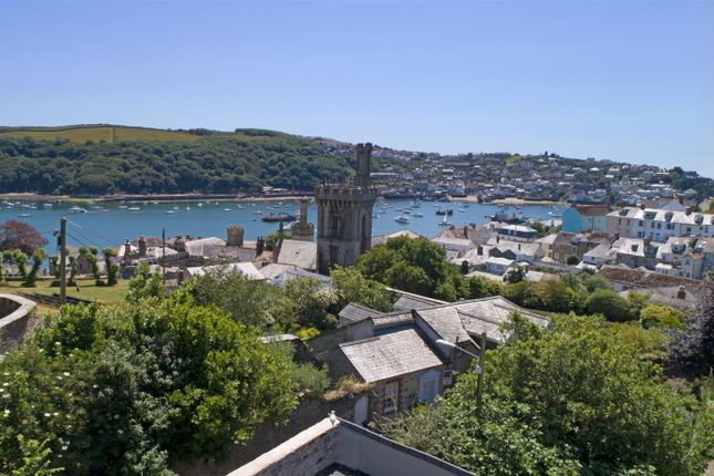 Thumbnail Flat for sale in Place Road, Fowey