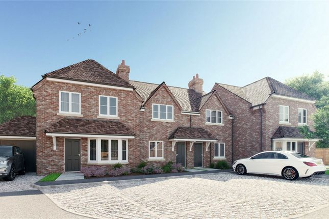 Thumbnail Terraced house for sale in Beaumont Court, New Street, Waddesdon, Buckinghamshire