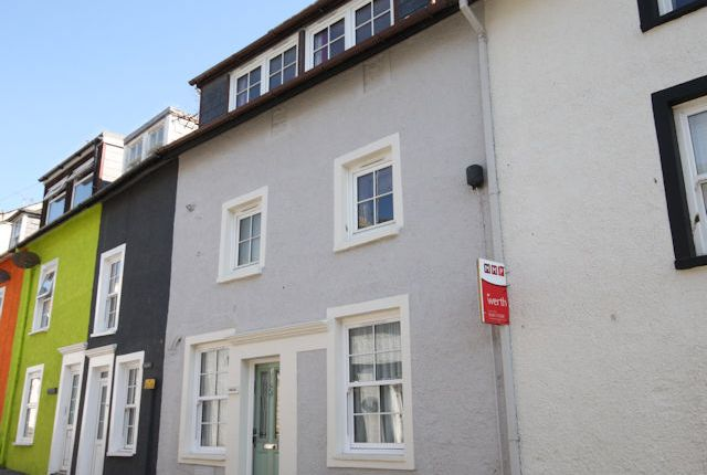 Thumbnail Terraced house for sale in Copperhill Street, Aberdovey Gwynedd