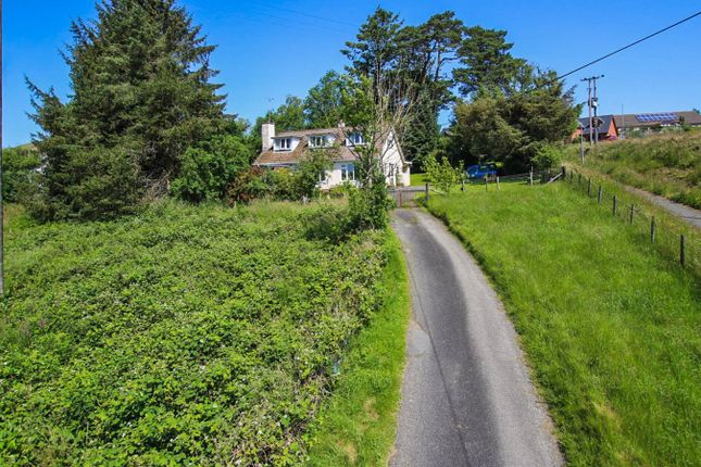 Thumbnail Detached house for sale in Station Road, Llanwrtyd Wells
