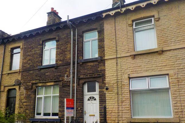 Thumbnail Terraced house to rent in Sharpe Street, Heckmondwike, West Yorkshire
