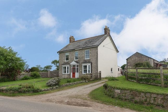 Thumbnail Detached house for sale in Townshend, Hayle