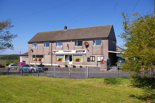 Thumbnail Retail premises for sale in The Crescent, Cumbria