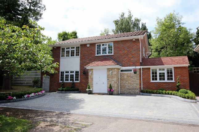 Thumbnail Detached house for sale in Woodside, Elstree