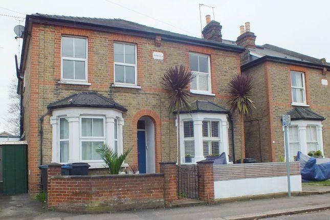 Thumbnail Flat to rent in Hardman Road, Kingston Upon Thames