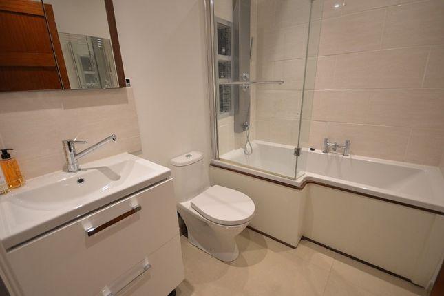 Bathroom of Kingston Road, Epsom, Surrey. KT19