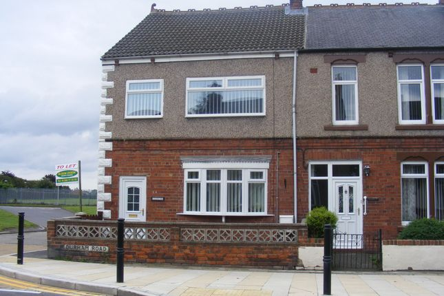 3 bed terraced house for sale in Chilton, Ferryhill DL17