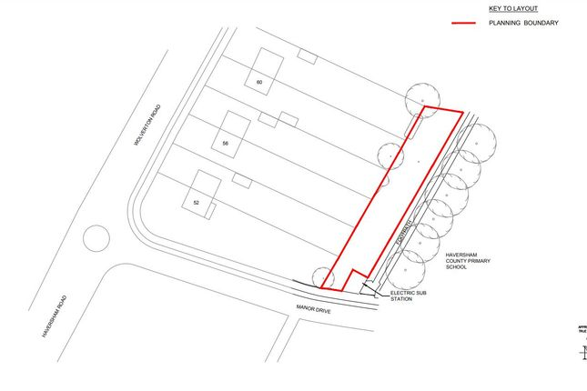 Thumbnail Land for sale in Building Plot Off Manor Drive, Milton Keynes
