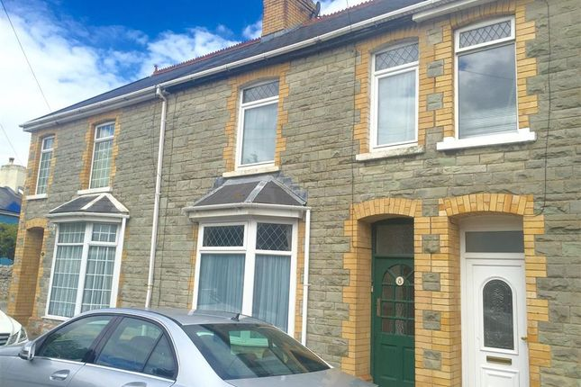Thumbnail Terraced house to rent in South Road, Porthcawl