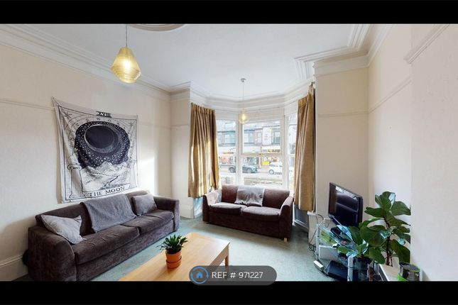 8 bed terraced house to rent in Ecclesall Road, Sheffield S11