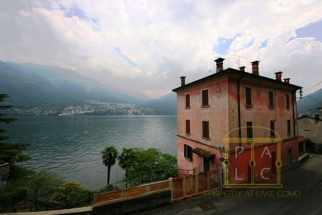 Thumbnail Detached house for sale in Brienno, Lake Como, Cernobbio, Como, Lombardy, Italy