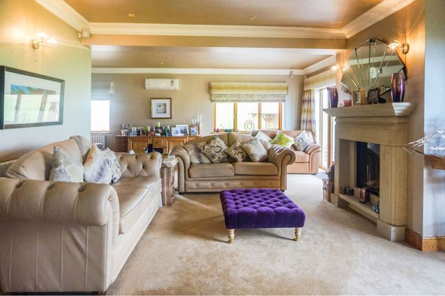 Lounge of Spring View, Birtle, Bury BL9