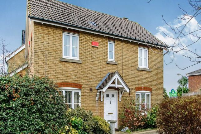 Thumbnail Detached house to rent in Fairview Gardens, Walmer, Deal