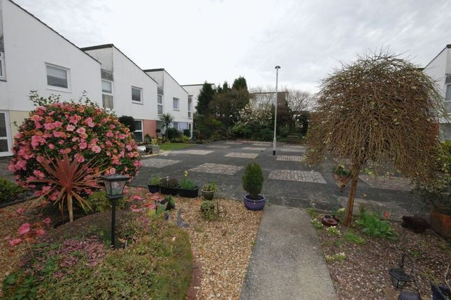 Thumbnail Terraced house for sale in Manadon Close, Plymouth